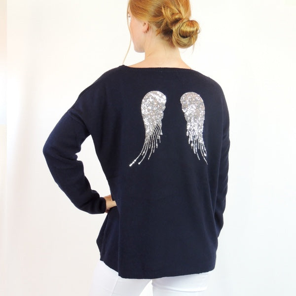 SEQUIN WINGS