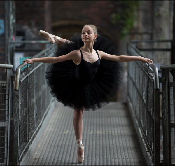Dedicated to Dance. An Interview with Eva Davies
