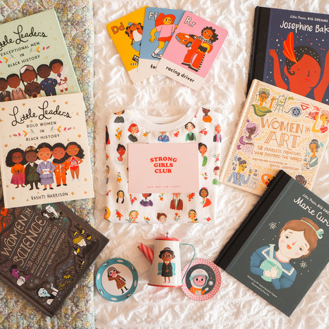 Strong Girls Club Gifts