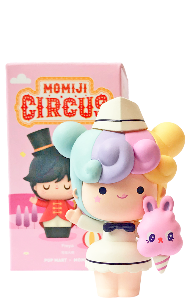 Momiji X Pop Mart Circus blind box