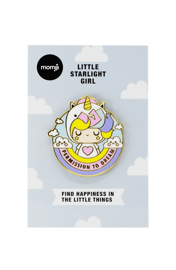Little Starlight Girl Pin