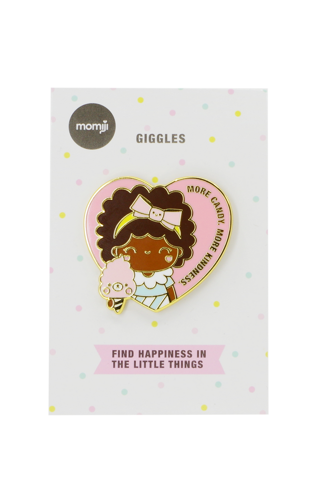 Giggles Pin