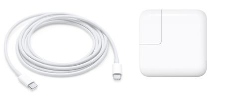 usb-c connector macbook charger