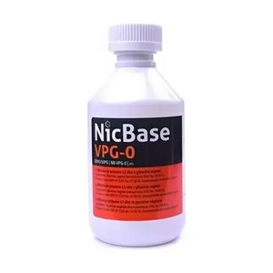 Nic Base 250ml VPG-0 50/50 - Chemnovatic