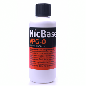 Nic Base 100ml VPG-0 50/50 - Chemnovatic
