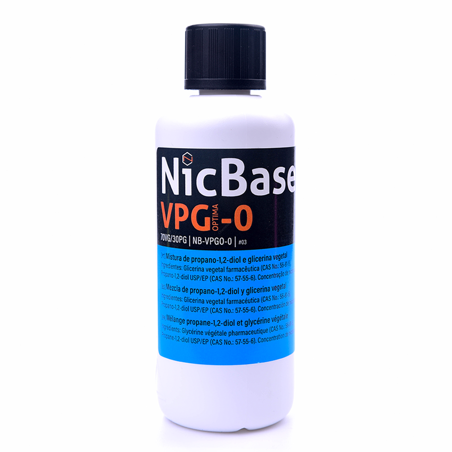Nic Base 100ml VPG-0 70/30 - Chemnovatic
