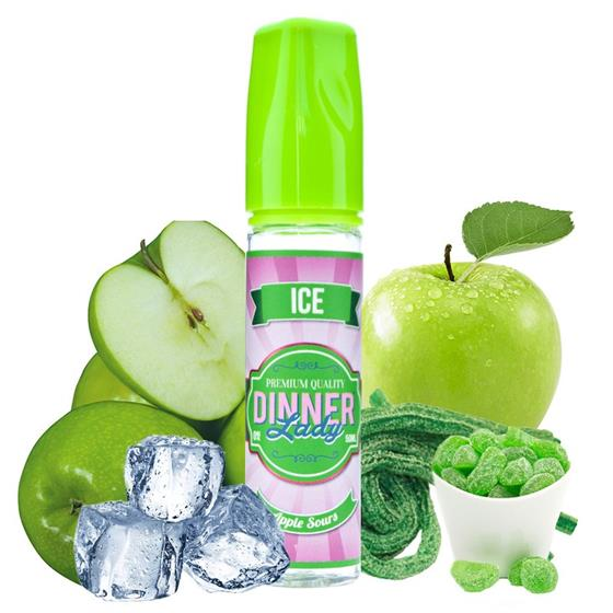 Dinner Lady - Apple Sours Ice
