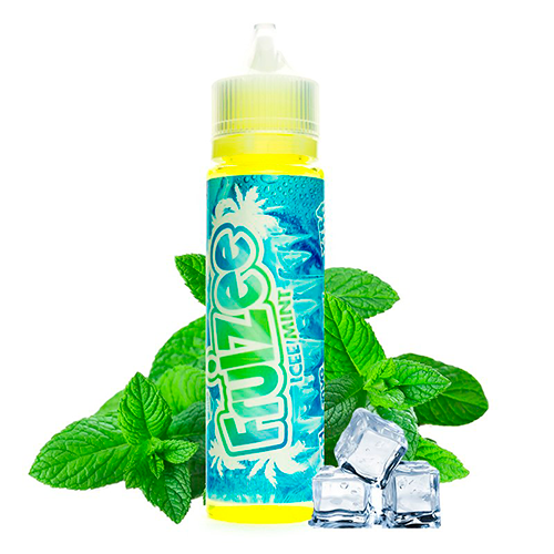 Eliquid France - Icee Mint Fruizee