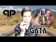 Carregar e reproduzir vídeo no visualizador da Galeria, QP Design - Gata RTA 24mm