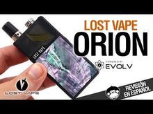 Carregar e reproduzir vídeo no visualizador da Galeria, Lost Vape - Orion Plus POD