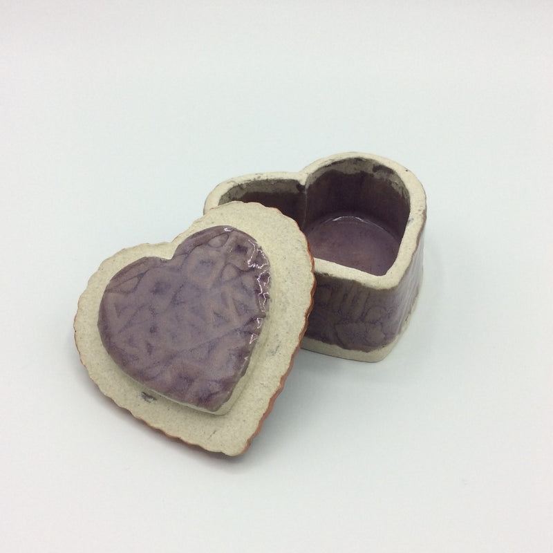 Heart Trinket/Keepsake Box