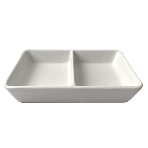 Bar Porcelain - Bowl Snack Doble 11,8 x 7 x 2 cm