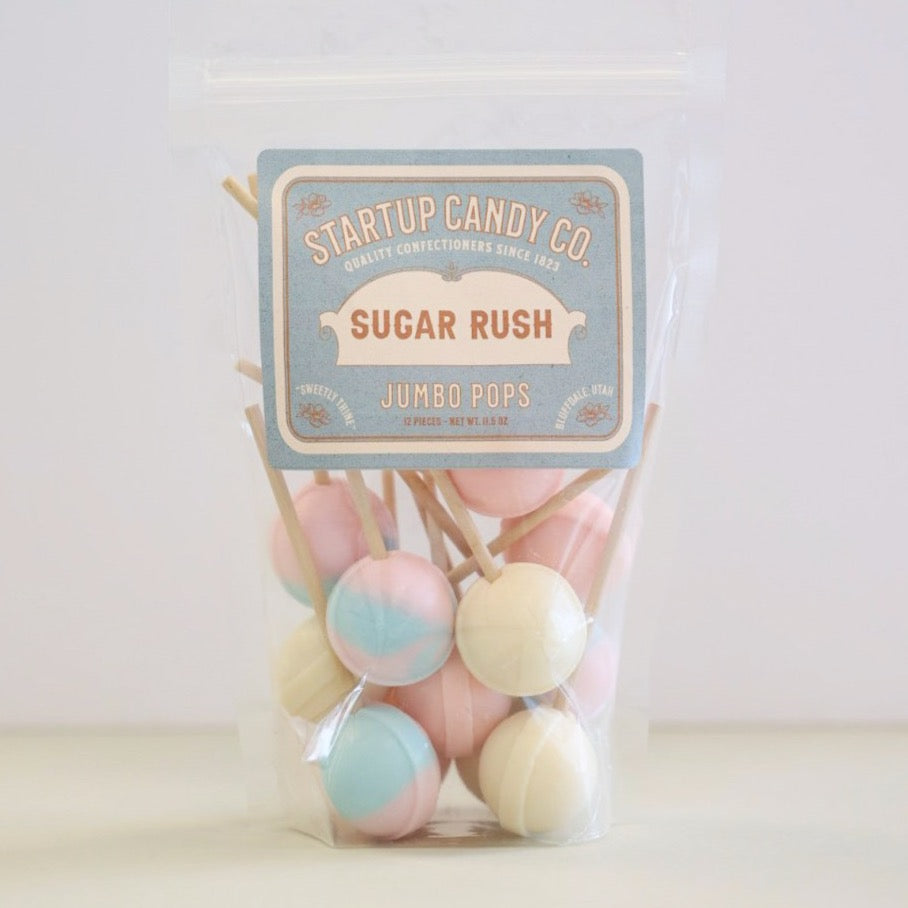 Sugar Rush - Jumbo Pops Assortment