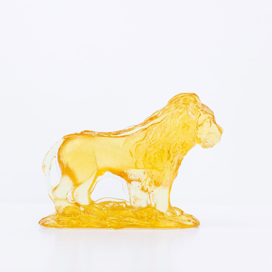 Clear Toy Candy - Lion