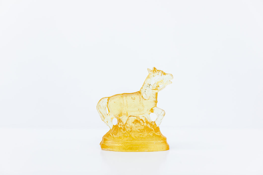Clear Toy Candy - Horse