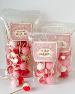 Be Mine, Valentine - Jumbo Pops Assortment