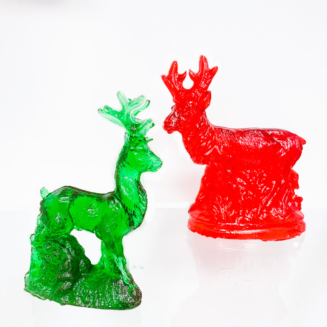 Clear Toy Candy - Elk