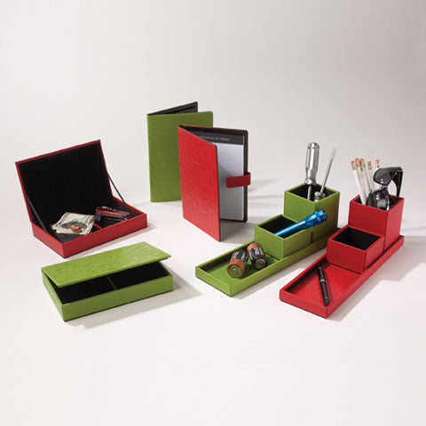 Archive - Leather Desk Accessories - museum of robots