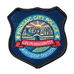 Prosaic City Police Patch - museum of robots