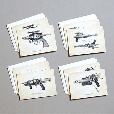 Archive - Greeting Cards - museum of robots