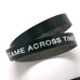 Terminator Dialogue Bracelet Double Wrap: I Came Across Time for You