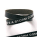 Terminator Dialogue Bracelet Double Wrap: There's a Storm Coming In