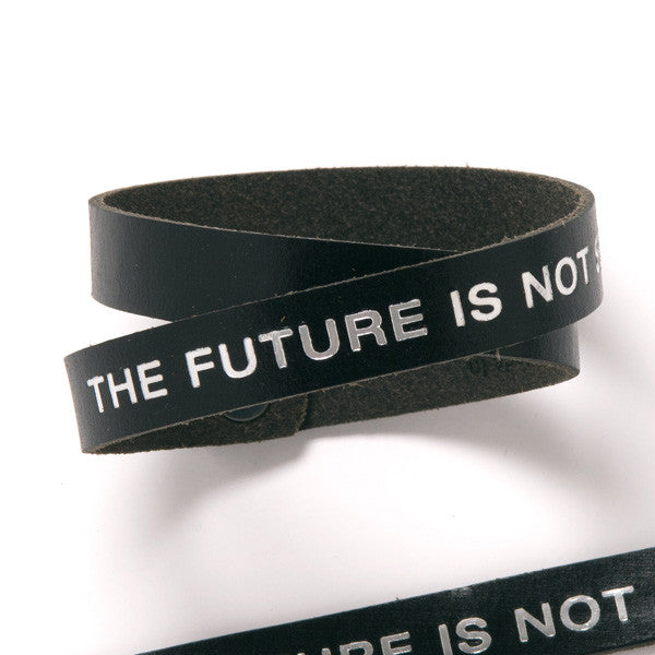 Terminator Dialogue Bracelet Double Wrap: The Future Is Not Set