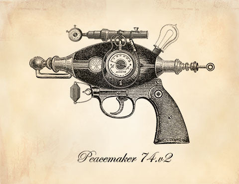 Peacemaker 74.v2 - museum of robots