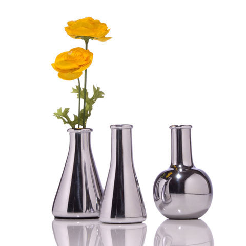 Archive - The Chemist , Small Bud Vases - museum of robots