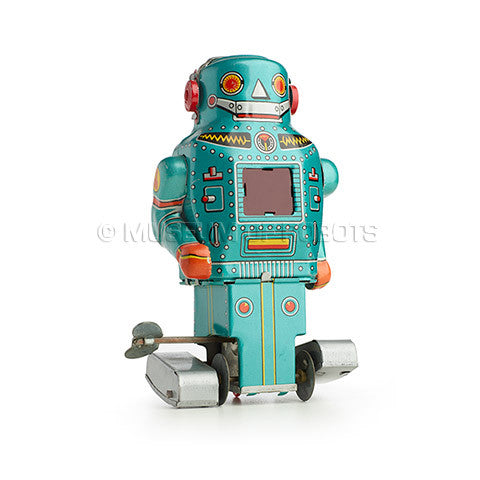 Mighty Robot - museum of robots