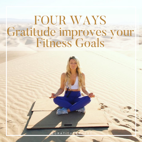 Gratitude and jumping rope