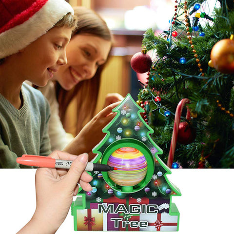 Christmas Tree Ornament Decorating Kit for Kids