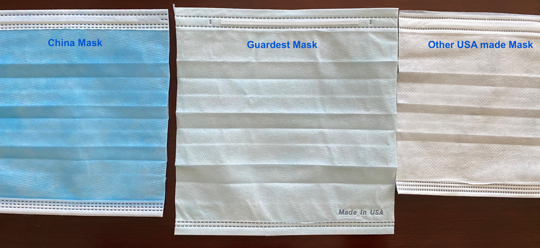 MADE IN USA Guardest 10 Pack 4-Ply lvl 3 Disposable Protective Wear NAVY