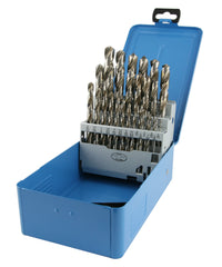 26 Piece Drill Bit Set Letter Sizes