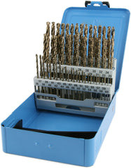 60 Piece Drill Bit Set Wire Gage