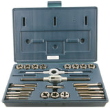 12 Piece Tap and Die Set