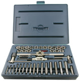 Metric 40 Piece Tap and Die Set