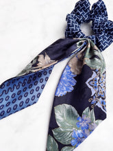 Charger l'image dans la galerie, Chouchou Foulard PATCHY - Happy Blues