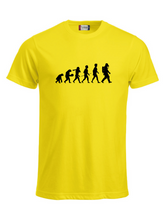 Afbeelding in Gallery-weergave laden, Evolution of Man T-shirt
