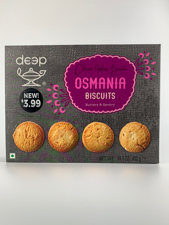 Deep Osmania Biscuits