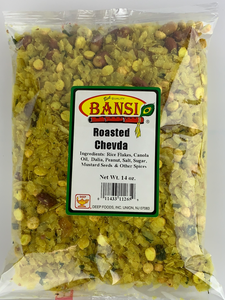 Bansi Roasted Chevda 14oz