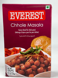 Everest Chole masala 100G