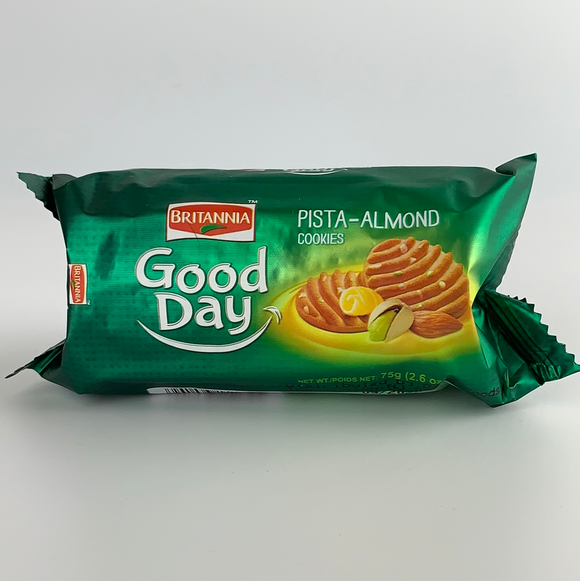 Britannia Good Day Pista badam 2.6 oz