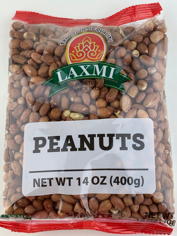 Laxmi Raw Peanut 400 Gm