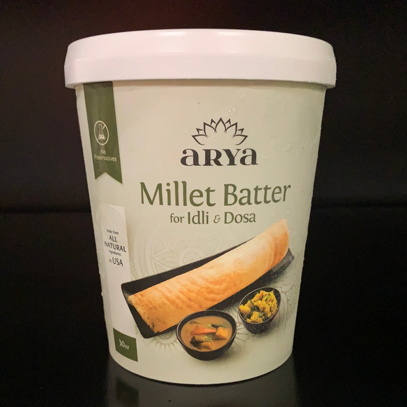Arya Millet batter for idli and dosa 2lbs