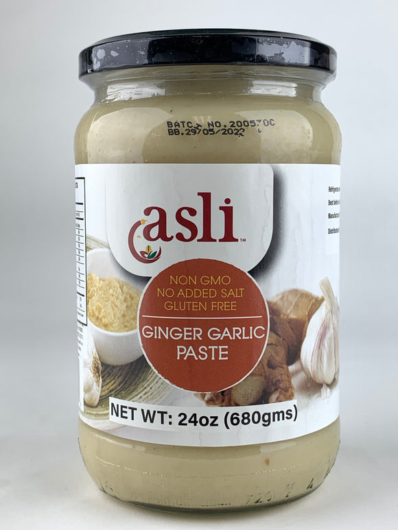 Asli Ginger Garlic Paste (Glass) 680Gms
