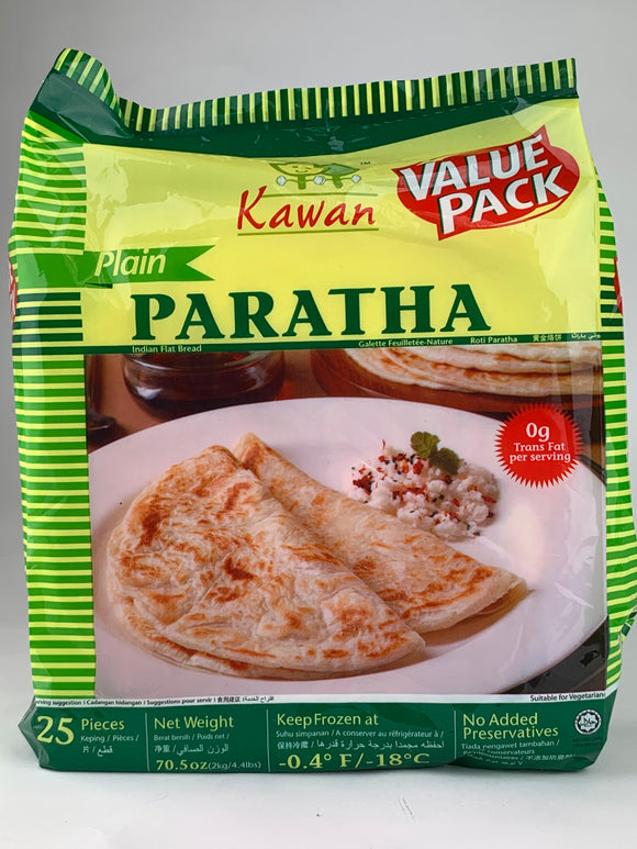 Kawan Paratha frozen family pak of 25