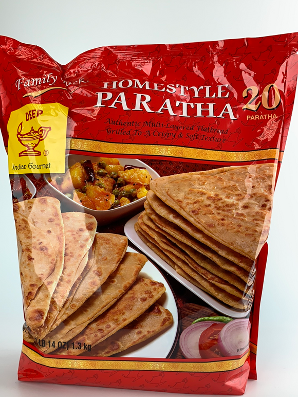 Deep Homestyle Parata family pack 20pc