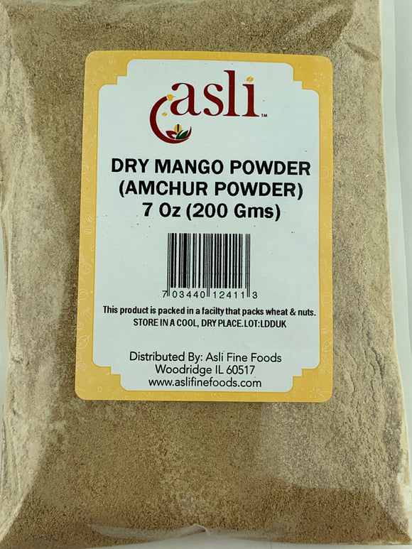 Asli Amchur Powder  7Oz