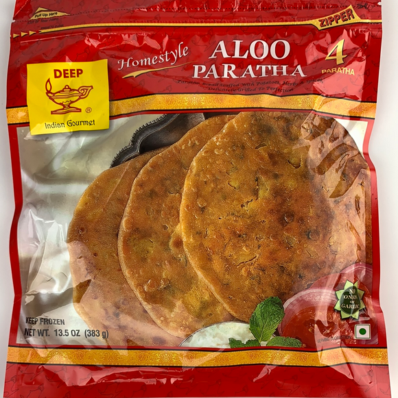 Deep Aloo Paratha 4 pc